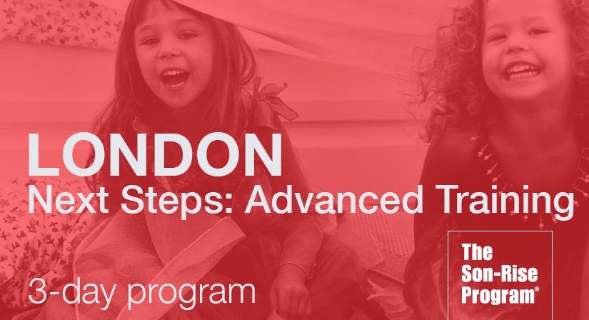 UK Next Steps Son-Rise Program® Training