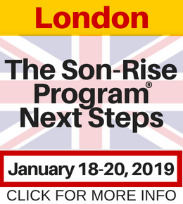 London Son-Rise Program Next Step