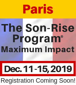 Paris Son-Rise Program Maximum Impact