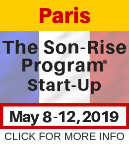 Paris Son-Rise Program Start-Up