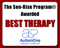 Voted Best Autism Therapy by Autism1