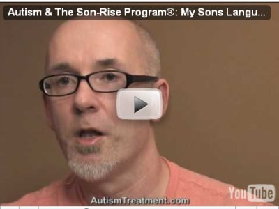 Finding symptoms of autism, getting support from the Son Rise Program